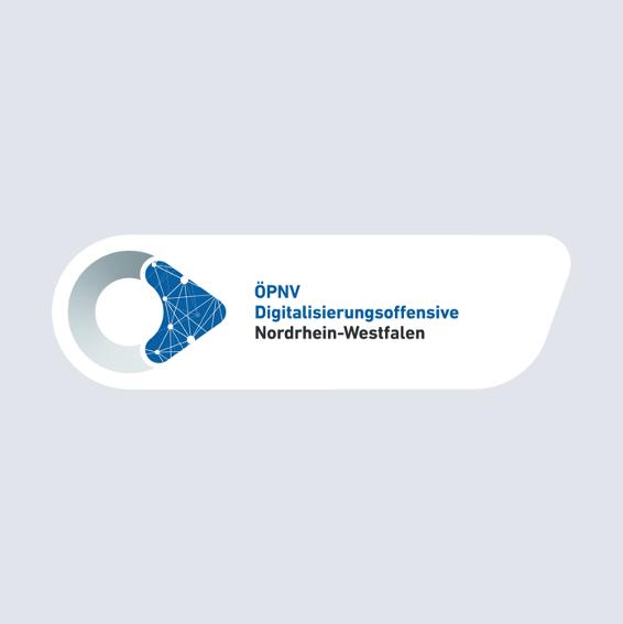 Logo der ÖPNV Digitalisierungsoffensive NRW